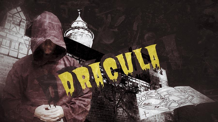 Dracula Stadtrallye Nürnberg mit Spielleiter