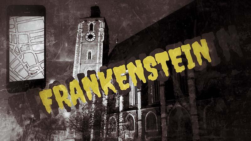 Frankenstein Smartphone Stadtrallye Ingolstadt