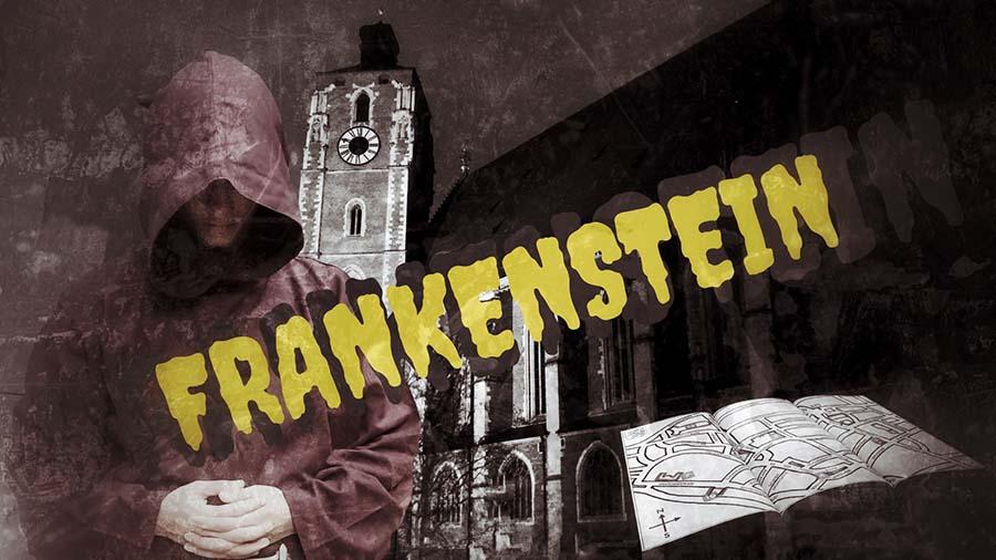 Frankenstein Stadtrallye Ingolstadt mit Spielleiter