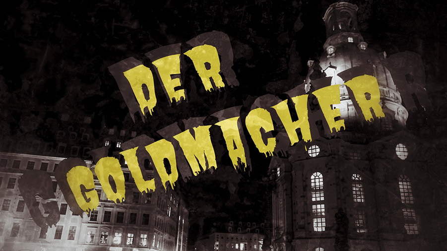 Goldmacher Smartphone Stadtrallye DD