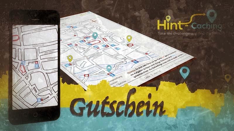 Gutschein Smartphone Stadtrallye