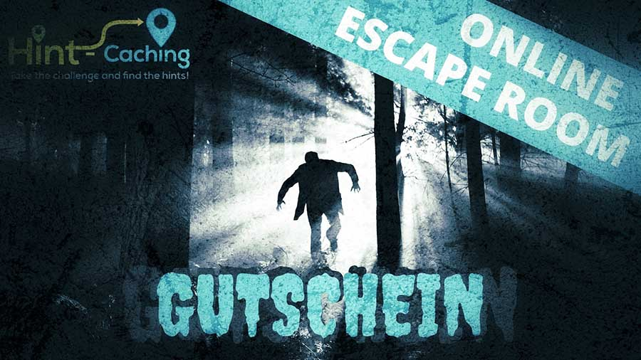 Online Escape Room Gutschein