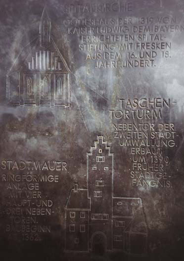 Ingolstadt Taschentorturm