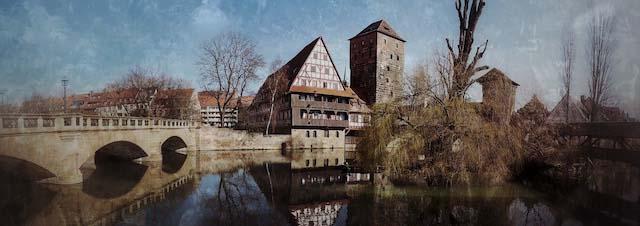 Nürnberg Stadtrallye Hint-Caching