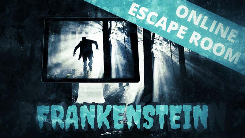 Online Escape Room Frankenstein