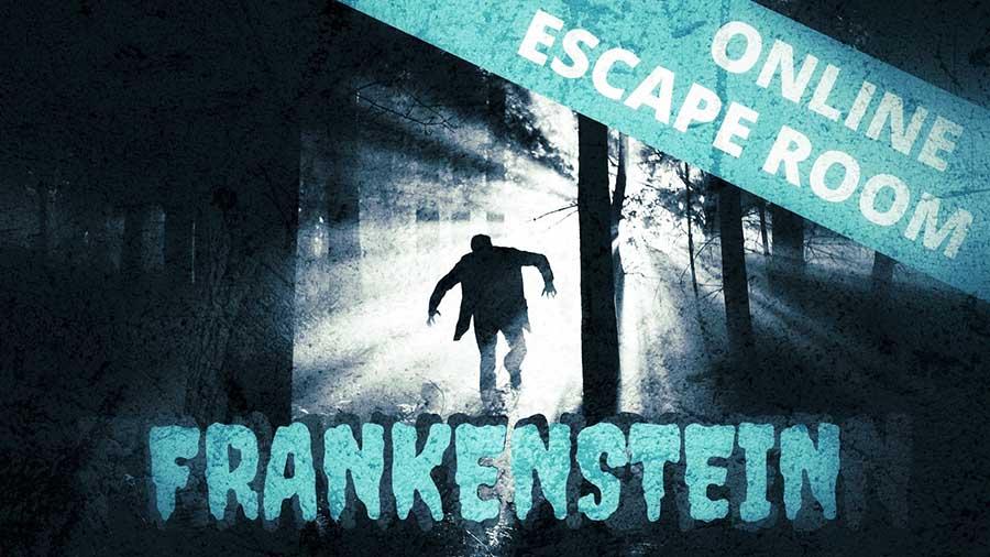 Online Escape Room Frankenstein