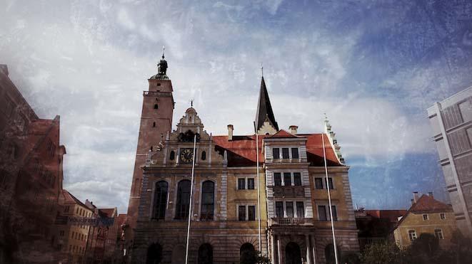 Stadtrallye Ingolstadt Rathaus